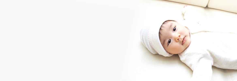 冬生まれの赤ちゃんにぴったりの肌着素材とは?(12、1、2月生まれ)