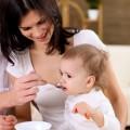 はじめての「離乳食」 赤ちゃんは食べる練習を! パパ、ママは作る練習を!