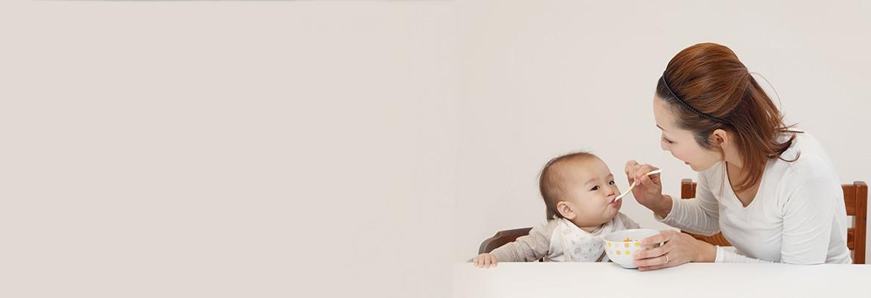 赤ちゃんが生まれたらやるべきこと(16)  離乳食