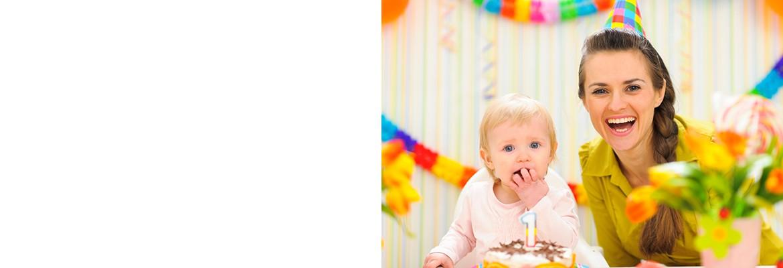 赤ちゃんが生まれたらやるべきこと(19) 1歳のバースデー(前編)