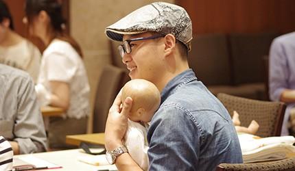 赤ちゃんのお世話体験セミナー開催! in 幕張メッセプレママ・プレパパ&ベビーフェスタ