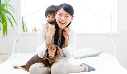 """心を育む最高の""""相棒""""…だけど心配も? 赤ちゃんとペットの「いい距離感」とは"""