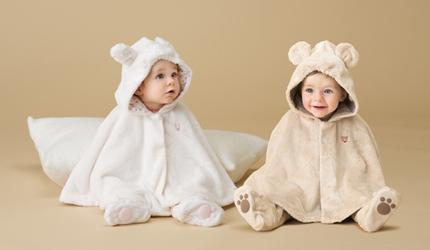 赤ちゃんのときに着せておきたいかわいい&ユニークなウエア
