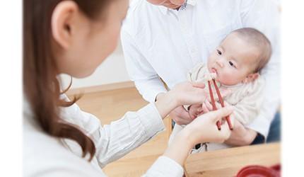 赤ちゃんが生まれたらやるべきこと(7) お食い初め