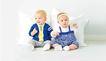 赤ちゃんに何着せよう? 春(2月~5月)の着こなし
