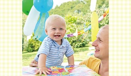 赤ちゃんが生まれたらやるべきこと(19) 1歳のバースデー(後編)