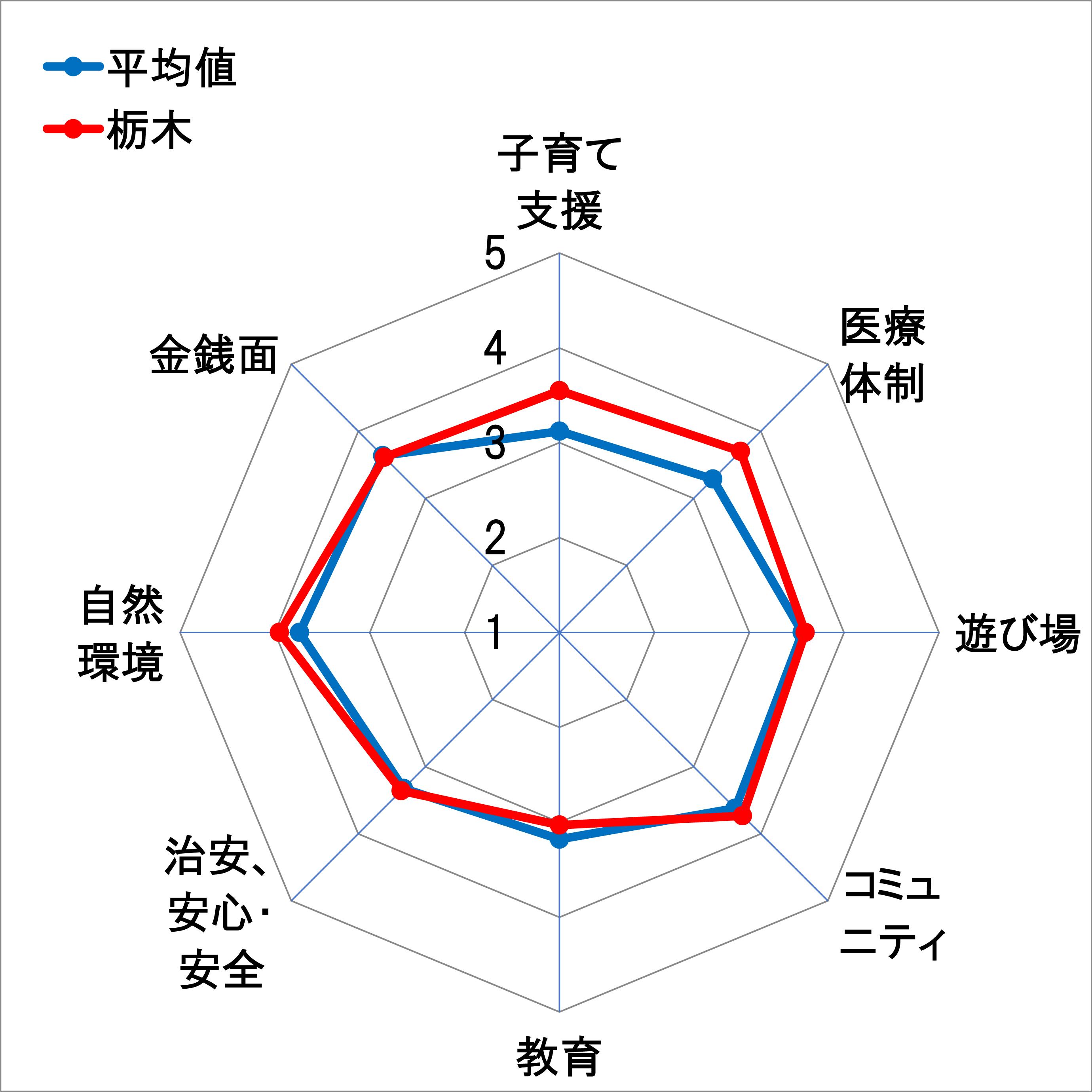 13栃木レーダーチャート