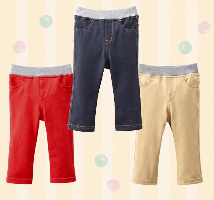 赤ちゃん ベビー 通園 保育園 必要 お着替え パンツ ズボン