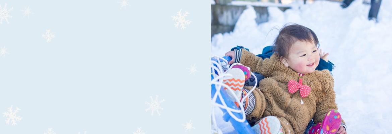 風邪は? お熱は? 肌荒れは? 赤ちゃんとすごす「初めての冬」