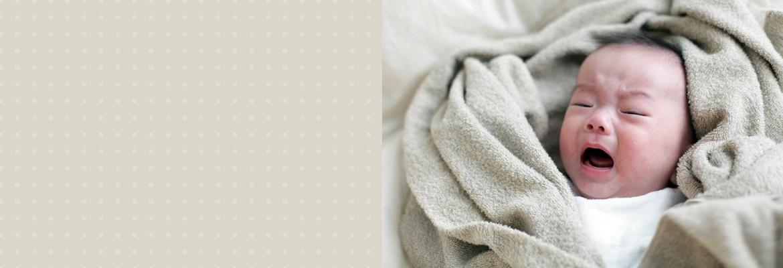 """シリーズ「赤ちゃんと眠り」第二部寝ない赤ちゃん 原因は""""リズム""""の乱れ?ほどよい日光浴も睡眠を助けます"""