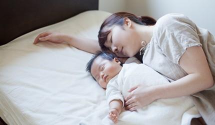 """特集「赤ちゃんのいる寝室」第1回 乳幼児コミュニケーションの専門家が語る 赤ちゃんにとって""""良い眠り""""""""良い寝室""""とは"""