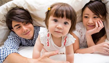 """特集「赤ちゃんのいる寝室」第2回 たまにはママにも自由な睡眠を!赤ちゃんもママ・パパも""""幸せになれる寝室""""とは"""