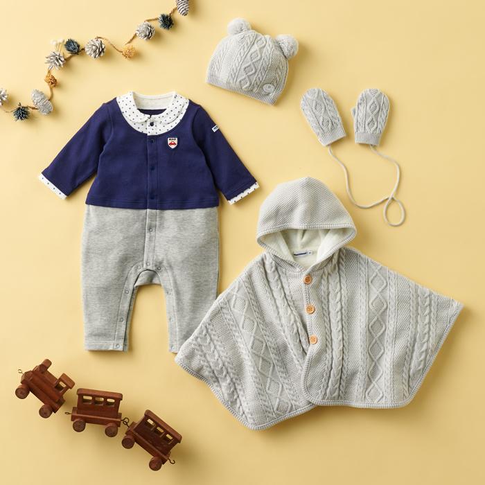 男の子の赤ちゃんにおすすめのクリスマスギフト