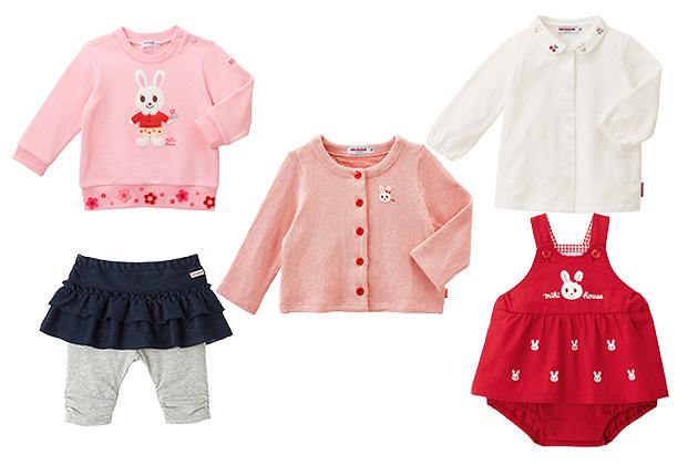たっちを始めてからは、幼児期と同じように半袖の肌着+シャツ+ボトム+ベスト(カーディガン)で