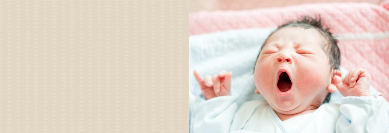 もうすぐ生まれてくる我が子のために 《冬生まれの赤ちゃん》にぴったりの肌着素材