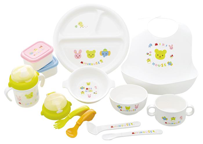 赤ちゃん用食器セット