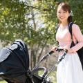 赤ちゃんとのお出かけを快適、便利に ベビーカーはライフスタイルに合わせて選びましょう