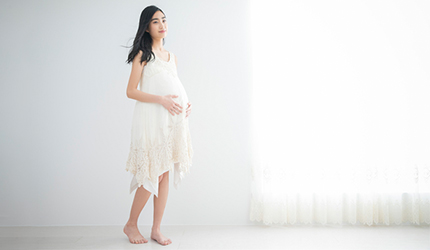 妊娠初期 お腹 張る