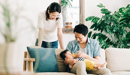"""大切なのは、できることをまずやること 子育てママを助けるパパの """"間接育児"""""""