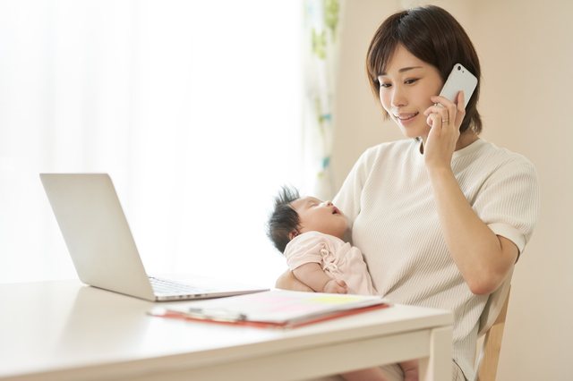 仕事と子育ての両立