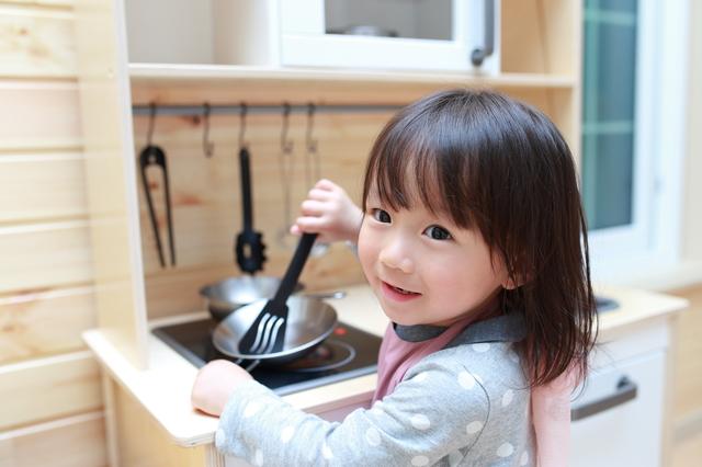 子どもの根気ややる気は遊びの中から自然と身に付く