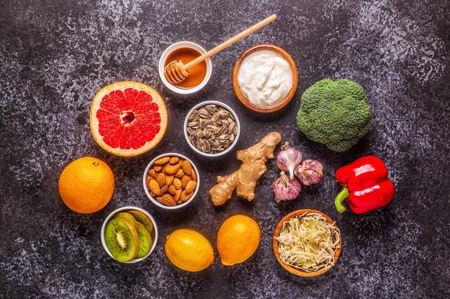 規則正しい生活とバランスのいい食生活が免疫力を正常に保ちます