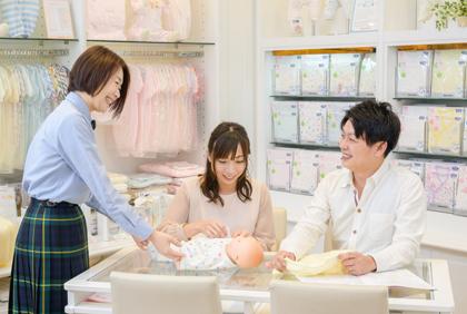 出産準備の素朴な疑問は、ミキハウス子育てキャリアアドバイザー(KCA)にどうぞ