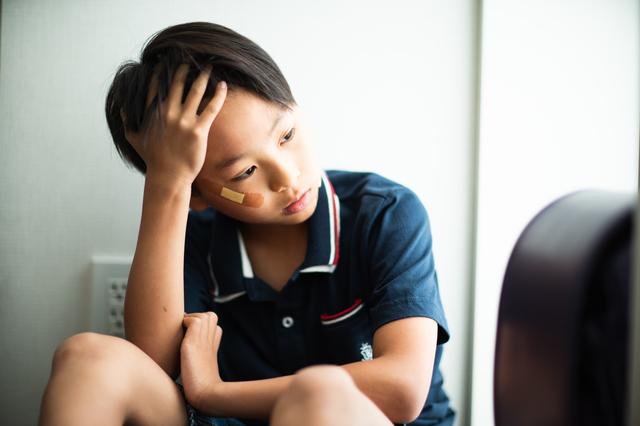 子どもと大人では目立つ症状が異なる