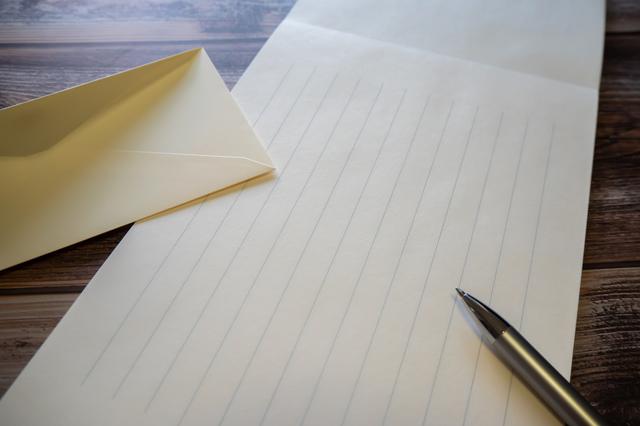 コロナ禍での里帰り出産。会えない寂しさを埋めてくれたのは手紙でした。
