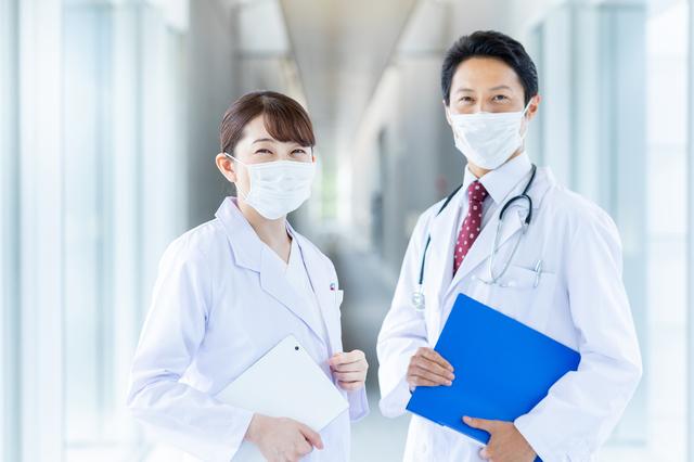 産科医院では、安全な出産のための体制が整っています