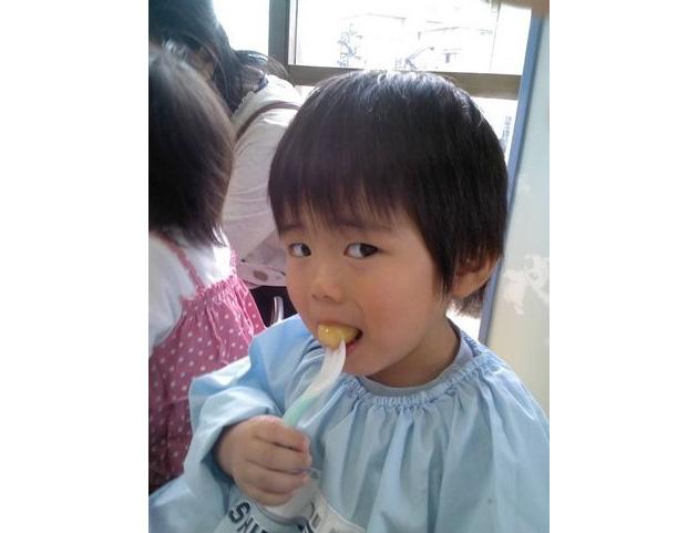 2歳のころ、幼児教室でのK君