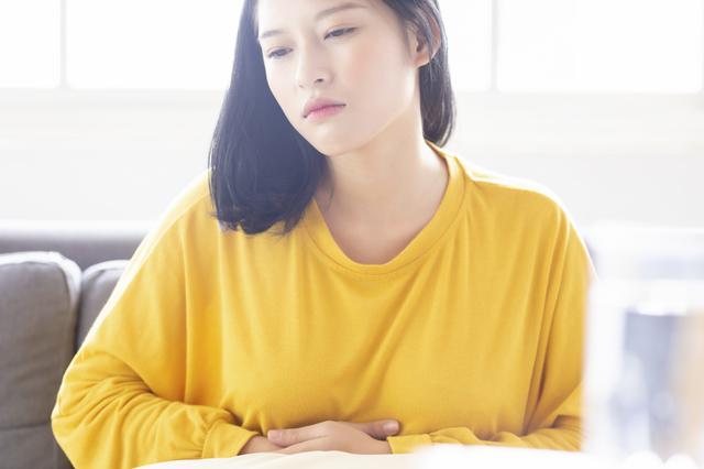 妊娠初期症状【6.おなかが張る、痛みがある】