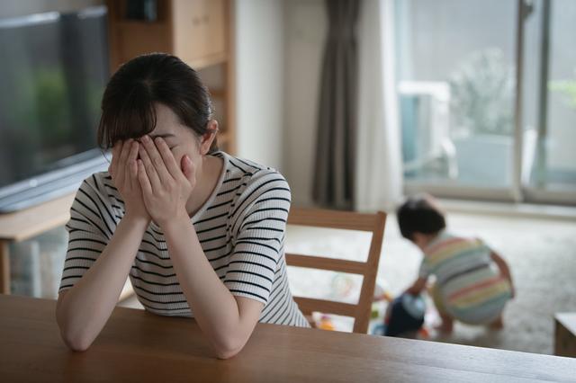 ママ・パパのストレス解消も大切。相談できる場所を見つけましょう。