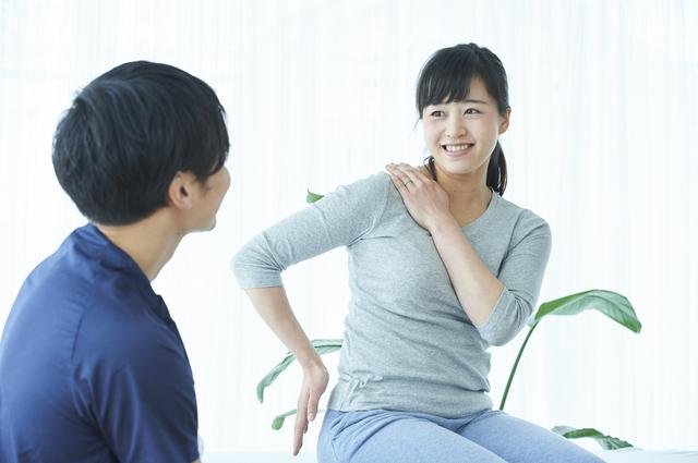 ◆悩み2位:腰痛・肩こり・腱鞘炎