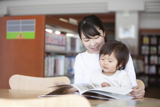 「読み聞かせ」は親子のやりとりを楽しみながら